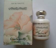 VINTAGE ANAIS ANAIS BY CACHAREL EDT SPLASH 3.4OZ / 100ML STOREWORN BOX