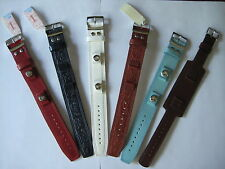 BRAND NEW QUIKSILVER ROXY LEATHER WATCH STRAPS QUICKSILVER BANDS