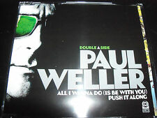Paul Weller All I Wanna Do (Is Be With You) / Push It Along Rare CD Single