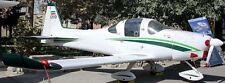 D-139 Blue Bird Iran Police Dorna D139 Airplane Wood Model Replica Small New