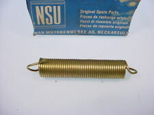 NSU Nos Usinage Original Ressorts