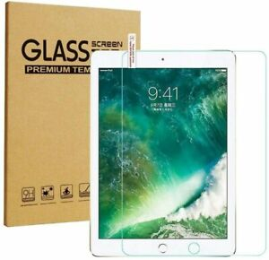 Real Tempered Glass 9H Screen Protector For Apple iPad 10.2 8th/7th Generation