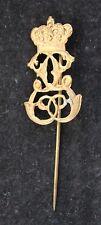 Seltene Anstecknadel / Regiments Nadel vermutlich Sachsen Kaiserreich