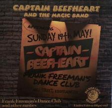 Captain Beefheart And The Magic Band Frank Freeman's Dance Club Vinyl LP NEW