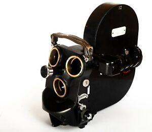 Cameflex Eclair 16/35mm camera, Kinoptik / early serial  № 32 FREE DHL EXPRESS
