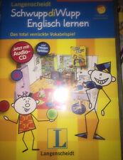 SchwuppdiWupp Englisch lernen für die Grundschule Audio CD
