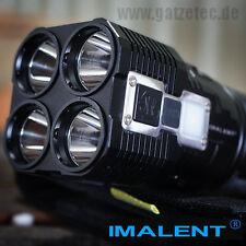 *2017* Imalent DDT 40 LED Taschenlampe mit 4 X CREE XPL HI LED's max 5680 Lumen