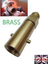 Remplissage bouteille gaz UK baionnette GPL Remplissage pour calor flogas Laiton Adaptateur Medium Long