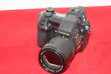 Olympus CAMEDIA e-20p 5.0mp cámara digital-Negro-Defectuoso #0141
