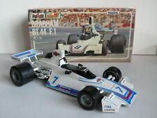 Polistil  GG1 Brabham BT 44 F1  1:15 Scale Die Cast Model  Boxed  Vintage 1976