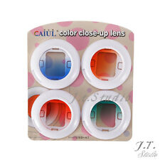Instax Mini Gradient Color Close Up Lens For Fujifilm Mini 7s/ 8/ 8+ / Hello KT