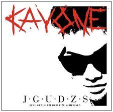 KAY ONE - J.G.U.D.Z.S.-(JUNG GENUG UM  CD NEW+