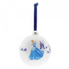Disney Enchanting Cinderella Christmas Tree Hanging Bauble