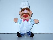 MUPPETS MUPPET SHOW HAND PUPPET SWEDISH CHEF 2012 ALBERT HEIJN AH EXCLUSIVE