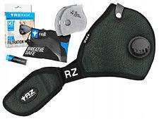 *XL* RZ Mask M2 Multi-Purpose Air Filtration GREY Mesh w/2 filters NOISH 99