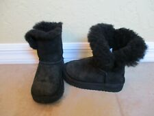 UGG Toddlers' Bailey Button Boots Size 8 Eur 25   SN# 5991T