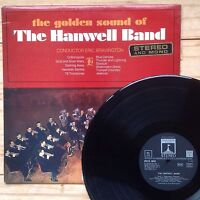 The Hanwell Band Eric Bravington (Saga EROS 8023) 1968 Heavy Stereo Vinyl 183g