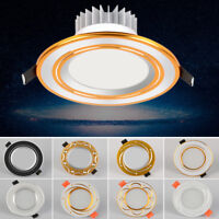 """2.5"""" 3W 5W Dimmable Recessed LED Ceiling Downlight Spot Light Bulbs Home Lamp"""