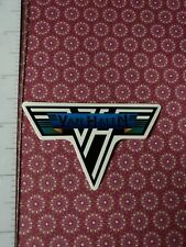 Van Halen Laptop vinyl sticker. Classic Rock guitar decal Car Skateboard Eddie