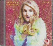 Meghan Trainor Title CD + DVD Like New