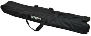 Cobra Padded Mic Stand Bag for Four Stands- 2 YEAR Guarantee
