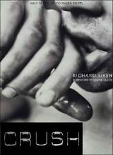 Crush (Yale Series of Younger Poets) by Siken, Richard