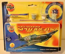 Airfix Supermarine Spitfire Mk.1 Kit de modelo de escala 1:72 Con Pinturas Y Cemento