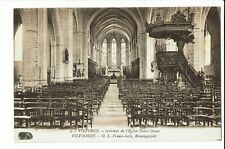 CPA-Carte postale- Belgique -  Vilvoorde- Intérieur de l'Eglise Notre Dame- S141