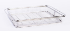 2/3 Gastronorm Size Stainless Steel Commercial Combi Oven Basket 355x325x50mm