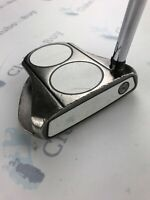 Odyssey White Ice 2 Ball V - Line Putter Mens 34 Inch Right Hand Steel