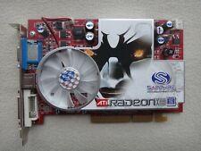 Sapphire ATi Radeon X1600 PRO 256MB DDR2 AGP 8x DVI/VGA/HDTV Graphics Card BOXED