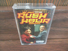 Rush Hour Soundtrack CASSETTE on Def Jam Records
