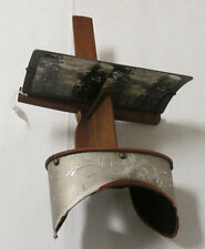 Rare 1903 Antique Stereoscope Optical Viewer with one card ***