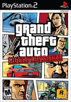 Grand Theft Auto: Liberty City Stories PS2 New Playstation 2