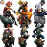 Naruto Action Figures Dolls 6pcs New PVC Anime for Decoration Gift for Kids Toys