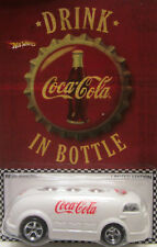Hot Wheels CUSTOM HAULIN' GAS  Cocai-Cola Real Riders Limited 1/5 Made!