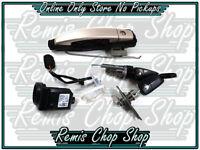 Ignition Barrel Key Lock & Set - CX CG Captiva Spare Parts - Remis Chop Shop