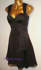 Karen Millen Women's Sleeveless Strappy, Spaghetti Strap Dresses