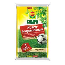 Compo Rasendünger mit Langzeitwirkung 20kg für 800qm - 13112