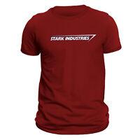 Stark Industries Superhero Men's T-Shirt - All Colors