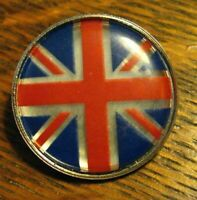 Italy /& Luxembourg Flags Friendship Courtesy Gold Plated Enamel Pin Badge