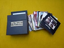 Beatles Cd singles collection BOX (EX++/M-/M-/M-...) CD  ç