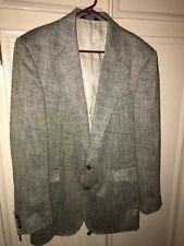 Taos Country Western blazer jacket sport coat size 40
