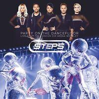 Steps - Party On The Dancefloor (Live Wembley)(2CD/DVD)[Region 2]