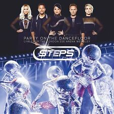 Steps - Party On The Dancefloor (Live Wembley)(2CDDVD)
