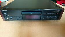 Sony CDP-X202ES High End CD-Player, mit Holzseitenteilen, schwere Qualität, top!