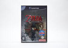Rare Zelda Twilight Princess (GC) - Brand New Sealed / Neuf Scellé
