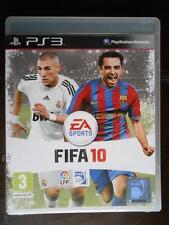 PS3 FIFA 10 2010 - PLAYSTATION 3 - PAL ESPAÑA (4A)