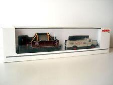 "COFFRET MARKLIN MUSEUM 2003 ""CARL STAHL"" - ECHELLE H0"