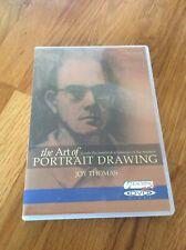 The Art of Portrait Drawing DVD with Joy Thomas